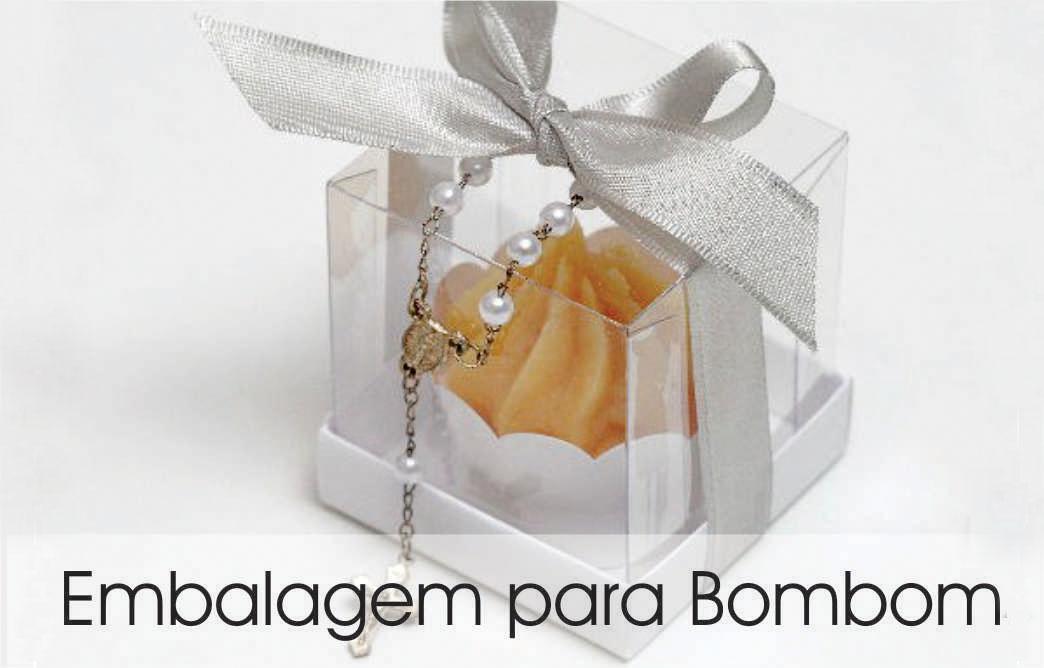 Embalagem para Bombom