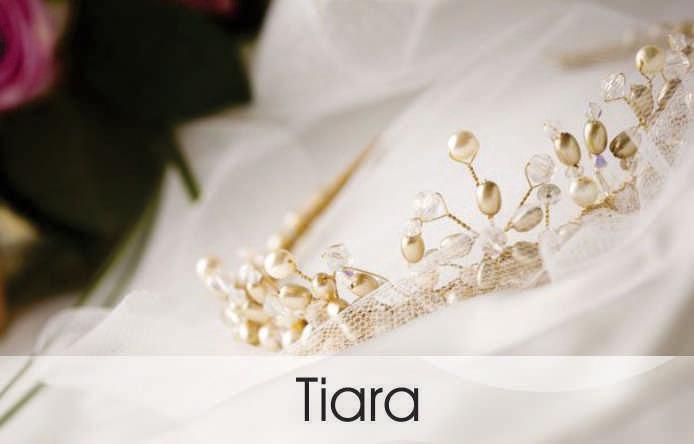 Tiara para noivas